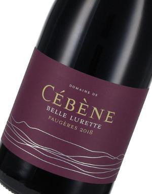 2018 Belle Lurette AOP Faugères, Domaine de Cébène
