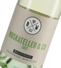 2017 Muskateller & Co., Weingut Wagentristl, Leithagebirge, Neusiedlersee