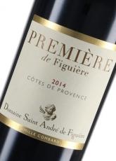 2014 Première de Figuière rouge Vieilles Vignes, AOP Côtes de Provence, Domaine Saint André de Figuière