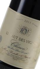 """2011 Chinon rouge AOC """"Le Haut des vignes"""", Guilbaud Frères"""