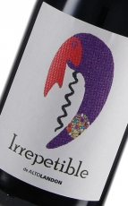 "2013 Tinto Manchuelo DO ""Irrepetible"", Bodega Altolandon"