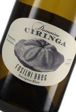 "2017 ""Fosilni Breg"" Sauvignon Blanc Vrhunsko Vino ZGP, halbe Flalsche Domaine Ciringa"