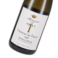 """2020 Pouilly Fumé AOC """"Mademoiselle de T"""", halbe Flasche, Château de Tracy"""