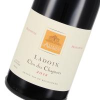 """2018 Ladoix rouge """"Clos des Chagnots"""" Monopole, AOC Domaine de Ardhuy"""