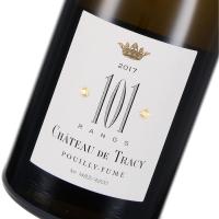 """2016 Pouilly Fumé """"101 rangs&quot, Château de Tracy"""