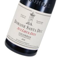 """2018 Gigondas AOP """"Aux Lieux Dits"""", Domaine Santa Duc"""