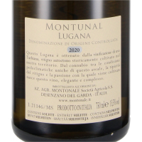 "2020 Lugana DOC ""Montonale"", Azienda Agricola Montonale"