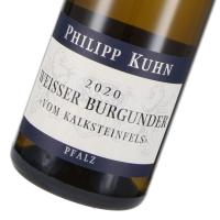 2017 Weißer Burgunder vom Kalksteinfelsen, VDP.Ortswein, Weingut Philipp Kuhn, Pfalz