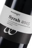 2015 Syrah, Weninger Pincészet, Sopron