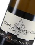 """2013 Chablis Premier Cru AOC """"Fourchaume"""", Magnum, Roland Lavantureux"""