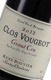 2012 Clos Vougeot Grand Cru AOC, Domaine René Bouvier