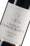 2015 Château Lamouroux rouge Graves AOC